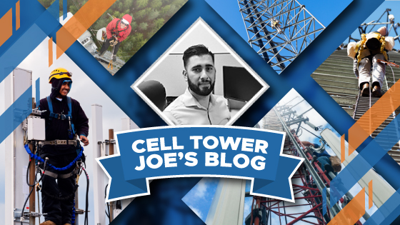 Cell Tower Joe's First Blog Post