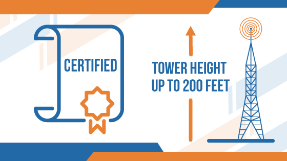 Cell Tower Joe #3 – Tower Certified
